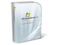 Windows Server Standard 2008/ 32-bit/x64 / DVD / 5 Clt