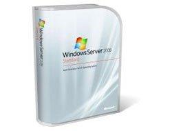 Windows Server Standard 2008/ 32-bit/x64 / DVD / 5 Clt