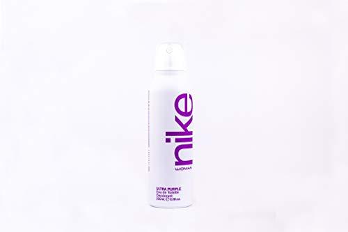 Nike Ultra Purple Woman Eau de Toilette Desodorante Spray 200 ml