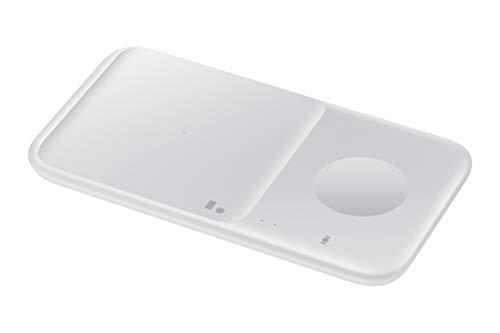 Samsung Cargador inalámbrico Duo EP-P4300B, Color Blanco