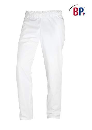BP slipbroek 1645 485 21 werkbroek wit gemaakt van duurzaam gemengd weefsel verschillende wit, maat XL
