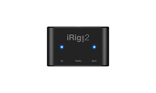 IK Multimedia IPIRIGMIDI2 - Interfaz audio