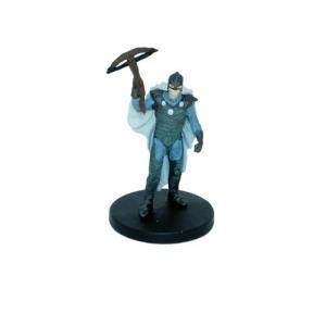 D&D Fantasy Miniatures - Icons of the Realms - Elemental Evil - Air Cult Warrior