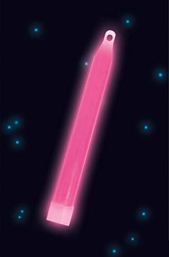 amscan 9902338 Knicklicht Anhänger, Rose, 15 cm