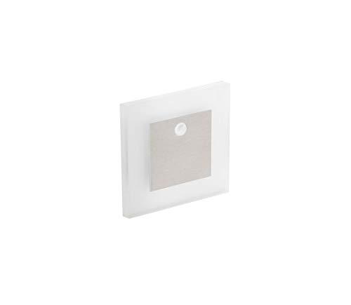 Preisvergleich Produktbild LED Treppenleuchte APUS mit Sensor LED / 0, 8W / 12V 6500K