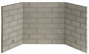 ceramic fireplace liner