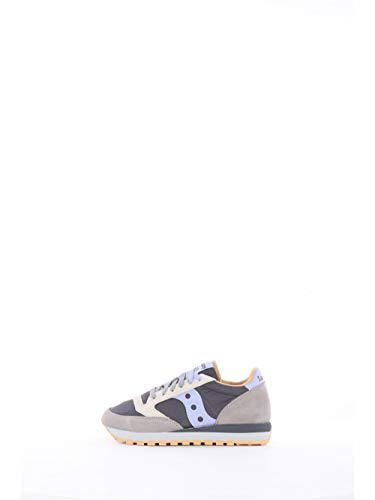 Saucony Scarpa da Ginnastica Donna Sportivo - Sneakers Donna Bassa (Lilac, Numeric_39)