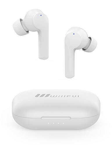 Willful T7 Bluetooth Kopfhörer in Ear,Kopfhörer Kabellos mit CVC 8.0 Geräuschisolierung in Ear Kopfhörer Bluetooth 5.0 mit HiFi Stereo Sound Integriertem Mikrofon,Sport kopfhörer 40H Akkulaufzeit