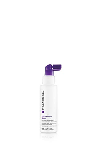 Paul Mitchell Extra-Body Boost - Volumen-Spray für feines Haar, Ansatz-Spray für flexiblen Halt, 100 ml