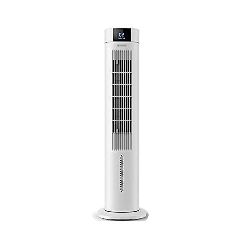 XPfj Refrigerador evaporativo, Ventilador de la Torre de Aire frío, 3 velocidades, 3 Sentimientos de Viento, sincronización de 8H, 4 en uno, enfriamiento/humidificación/purificación/filtrante, Toque