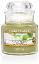 Yankee Candle 2017 Havana Collection CUBAN MOJITO Small Jar Candle - UK Exclusive