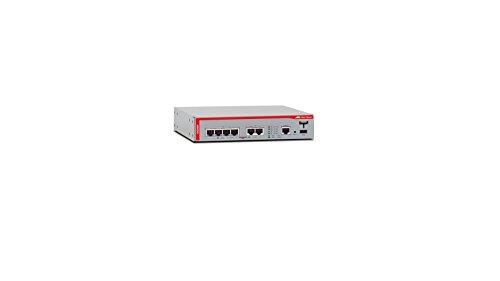 ALLIED VPN Access Router - 1 x GE WAN poorten en 4 x 10/100/1000 LAN-poorten. USB-poort voor extern geheugen of LTE/3G USB-modem
