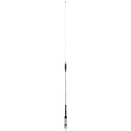Authentic Genuine Nagoya TB-320A Fold-Over 39-Inch PL-259 Mount Tri-Band 2m/1.25m/70cm (144/220/440 MHz) Antenna, Includes NMO to UHF (SO-239) Adapter