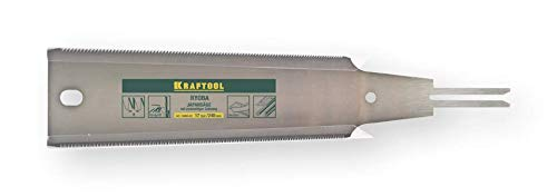 Kraftool Ersatz-Sägeblatt Ryoba 240 mm, 17 Zähne pro Zoll, für Japansäge Ryoba.