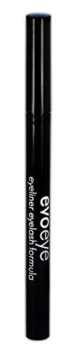 Evobeauté – Evoeye Eyeliner con Eyelash Formula – Negro – 1,5 ml