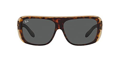 Ray-Ban 0rb2196-1292b1-61, Gafas Hombre, Havana On Transparent Brown