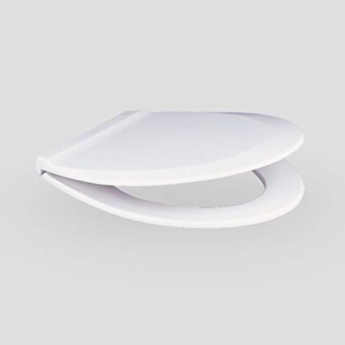 SANIT WC-Sitz 6000 Thermoplast ES-Scharniere, weiß - 56.014.01.0000