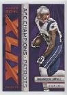 Brandon LaFell (Football Card) 2015 Panini Super Bowl XLIX - Promo Pack Patriots #3