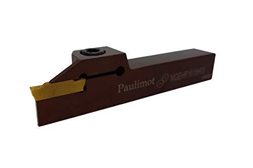 PAULIMOT Abstechstahlhalter 16 x 16 mm inkl. Wendeschneidplatte