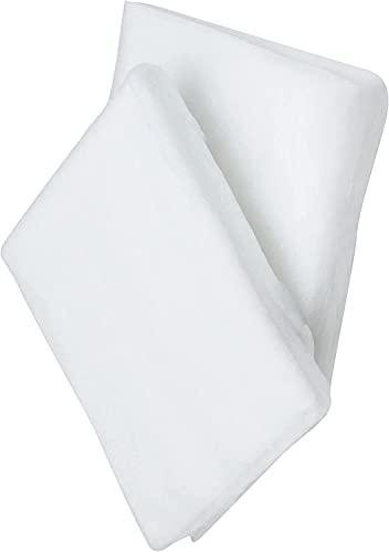 Universal Dunstfilter, 57 x 47 cm, Dunstabzugshaube, Fettfiler, Fett, Filter, Vliesfilter (2 Stück)