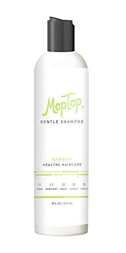 MopTop - Gentle Shampoo Bamboo - 8 oz. by MopTop