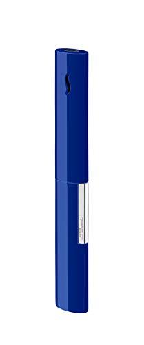 S.T.Dupont D-024009 The muur aansteker, blauw/chroom