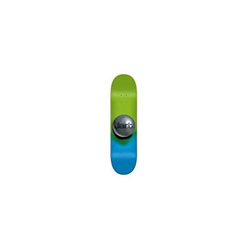 "Jarts Extraball 7.75\""x31.15 HC Deck Skateboard, Erwachsene, Unisex, Mehrfarbig (Mehrfarbig), 7.75 Zoll"