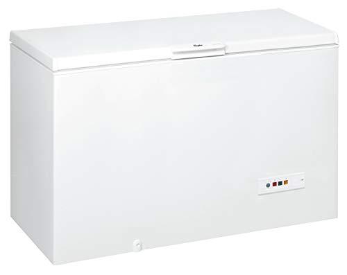 Whirlpool Gefriertruhe WHM4600 2/432 Liter Nutzinhalt/Supergefrierfunktion/Innenbeleuchutng/Door Balance