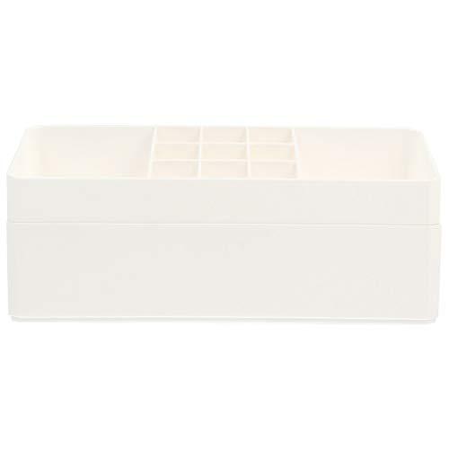 Minkissy Cajas de Almacenamiento de Plástico para...