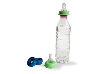 BabySport Water Bottle Nipple Adapter-1 pack