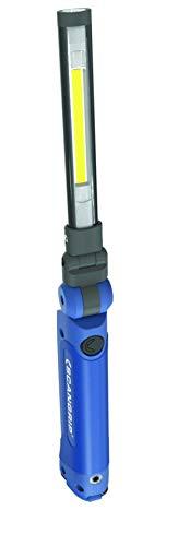 Scanprip 815612 Linterna Profesional, azul, 165 X 44 X 28 Mm