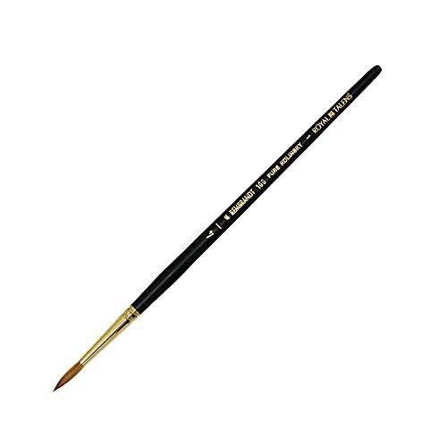 100 Series # 4 Rembrandt watercolor brush (japan import)