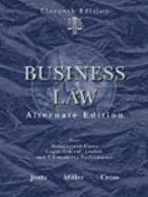 Best business law alternate edition 11th edition Reviews