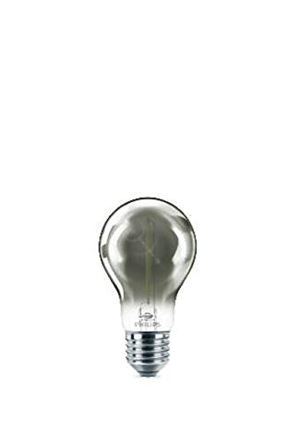 Philips LEDclassic Smoky 15W, E27, warmwit (2000 Kelvin), 136 lumen, decoratieve lamp LED-lamp, glas, 2,3 W, grijs tinten