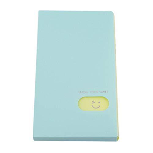 EDCV Fotoalbum 120 zakken Effen kleur DIY-stickers voor fotoalbums Frame decoratie Scrapbooking Fotoalbum Fotokaart, 04