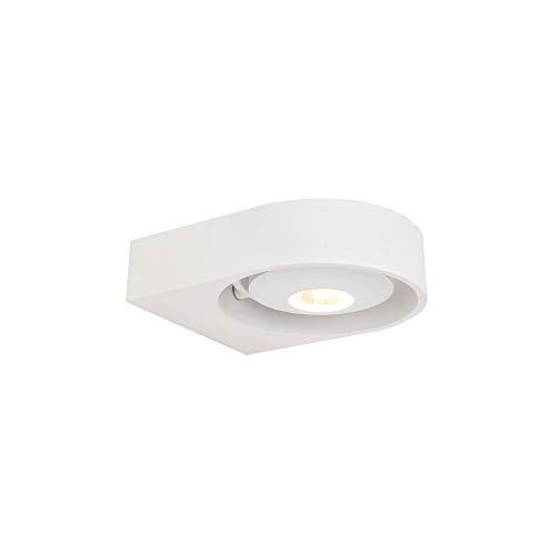 Preisvergleich Produktbild BETLING LED Wandleuchte Wandlampe,  1-flammig Wandbeleuchtung, dreh- und schwenkbar Wandstrahler,  Wandspot Flurlampe,  mit Cree Chip 10W Warmweiß Dimmbar für Wohnzimmer Treppenhaus Heim Büro