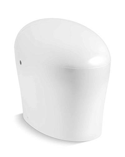 Kohler K-77780-0 Karing 2.0 Skirted One-Piece Elongated Intelligent toilet, White