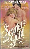 Scarlet and Gold 0515087920 Book Cover