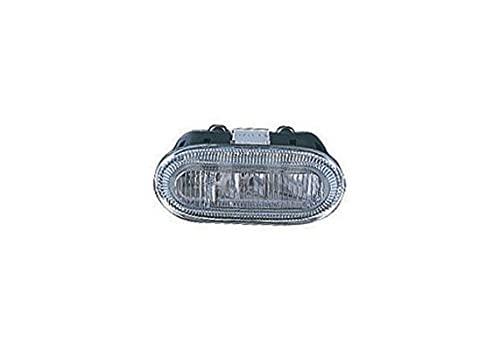 Depo 3003128 Réversible, feu lateral, avec porte-lampe, blanc