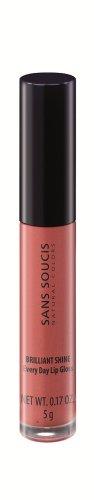 Sans Soucis Brillant Shine Lippenstift 10 red rose, 5 ml