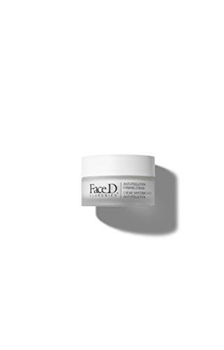 bon comparatif Face D |  Crème visage anti-pollution à l'acide hyaluronique, vitamine E, SPF15,… un avis de 2021