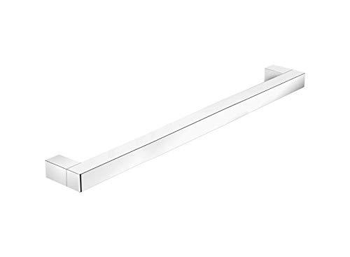 HEWI Badetuchhalter / Handtuchhalter verchromt (Vierkant 25 mm, inkl. Befestigungsmaterial) 100.30.21040