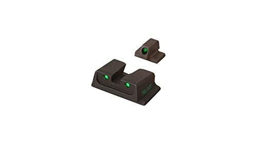 Meprolight Smith & Wesson Tru-Dot Night Sight for M&P 9 40 & 9C 40 full size & compact. Fixed set