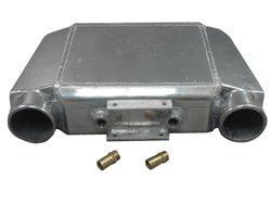 CXRacing-Liquid Water to Air Intercooler 19.5