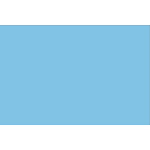 Tonkarton A2 420x600mm 180g transparent blau 10 Blatt