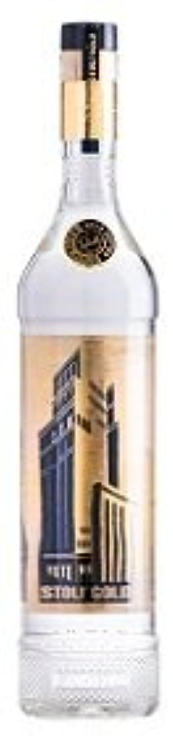 読書をするラトビア スピリッツ ストリチナヤ ゴールド(stolichnaya gold) 瓶 750ml/6本正規品n