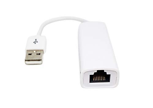 MGL Adattatore da USB 3.0 Maschio a RJ45 Ethernet Femmina – Connessione Lan/Ethernet/RJ45 - Lunghezza 15 CM
