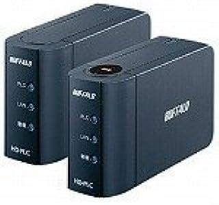 BUFFALO PLCアダプタ HD-PLC方式 導入セット(親機+子機) PL-HDP-L1/S