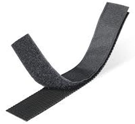 1//2 Wide Hook Type Pressure Sensitive Adhesive Back VELCRO 1011-AP-PSA//H White Nylon Woven Fastening Tape 50 Length