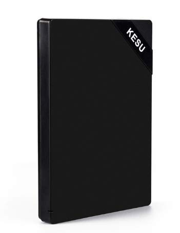 Backup Plus Slim - Disco Duro Externo Portátil para PC y Mac